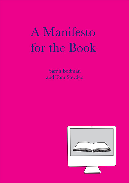 UWE: A Manifesto for the Book
